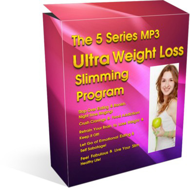 Ultra Weight Loss Slimming Program Box Graphic